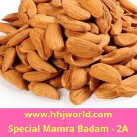 Z -Dry Fruits-Mamra Badam-3A