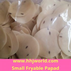 Fryable Papad Mini