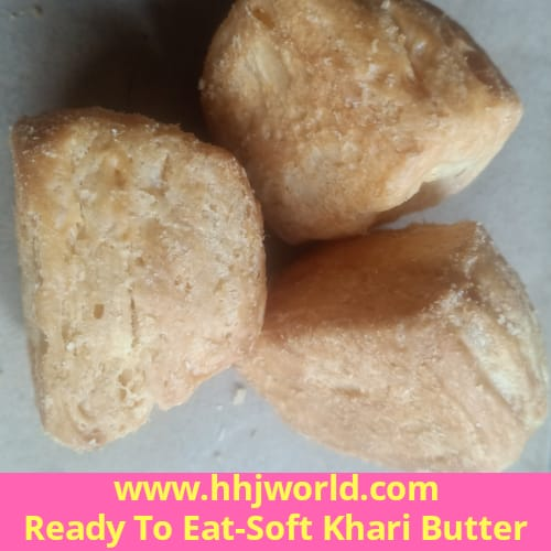 Ready To Eat - Soft Khari Butter