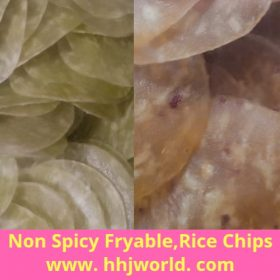 Non Spicy Rice Chips