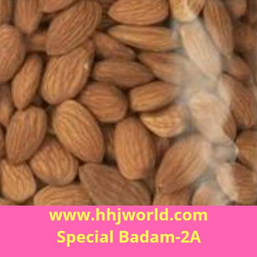 Z -Dry Fruits-Regular Badam-2A
