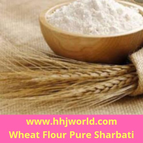 Wheat Flour Pure Sharbati