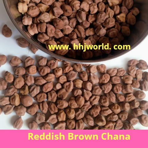 Reddish Brown Chana