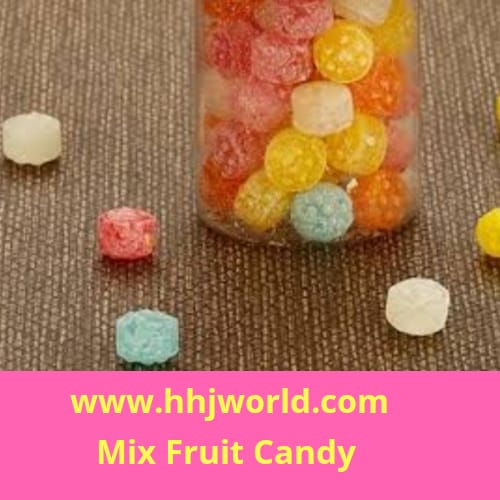 Z-Mix Fruit Candy-2A